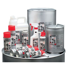 Chemicals, Cleaners and Consumables